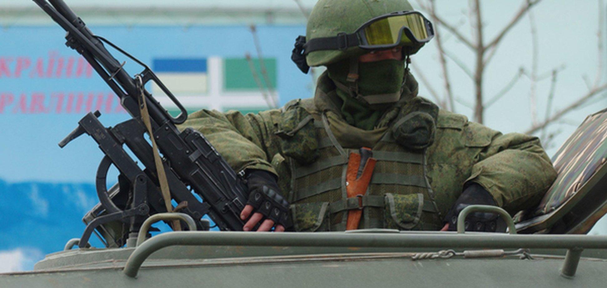 Планы Путина: ворвется ли Россия в Украину через Крым