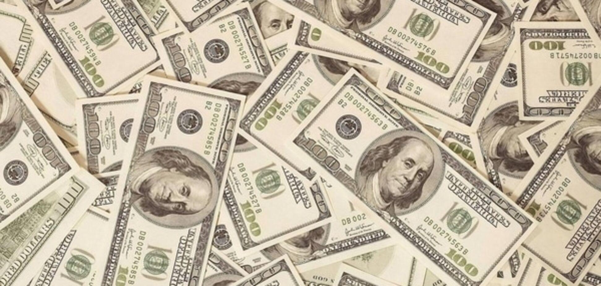 Частка оптимізму: долар зменшив оберти