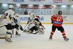 ХК Донбасс - Витязь - 4-1: видео матча