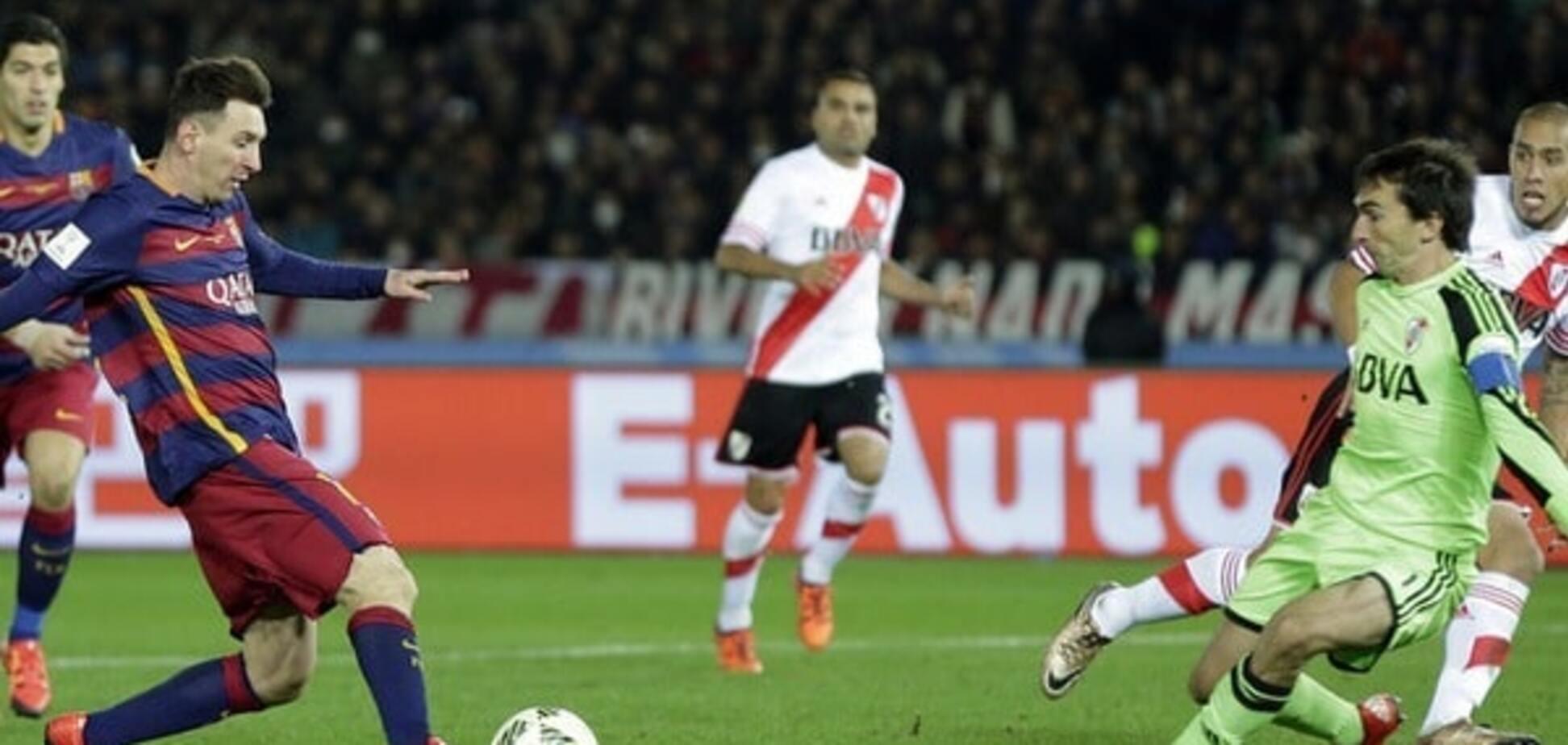 'Барселона' с разгромом выиграла клубный чемпионат мира