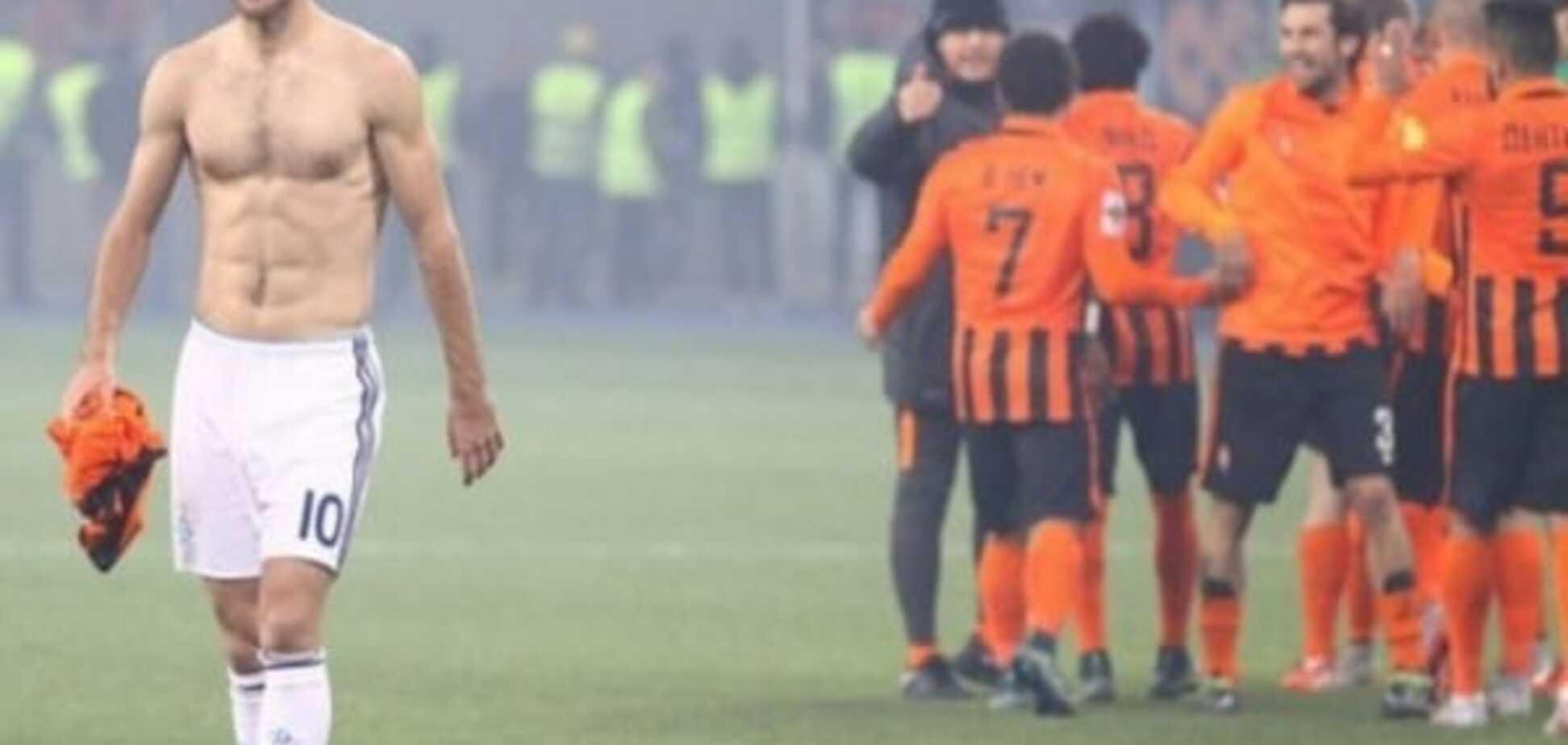 'Наплювали в обличчя'. П'ять епічних моментів футбольного сезону в Україні