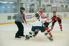 ХК 'Донбасс' выиграл второй бой у 'Витязя' в чемпионате Украины по хоккею