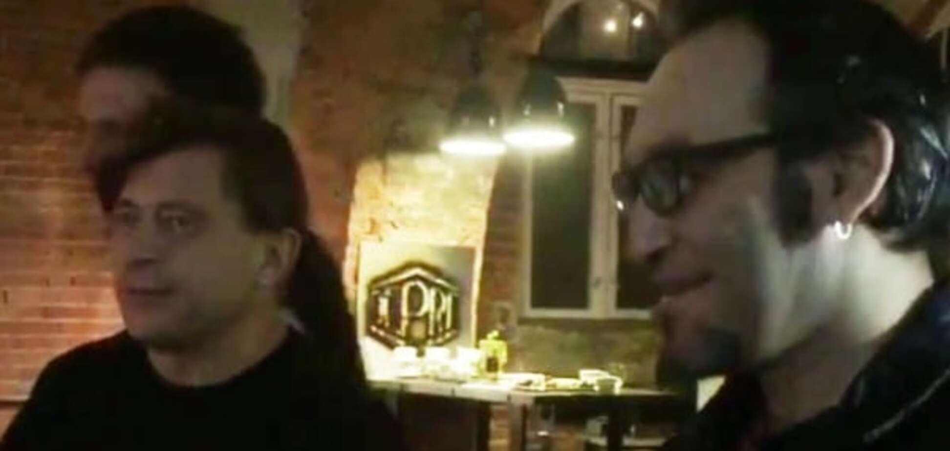 Собчак, Бі-2 і Козирєв заспівали пісню Гребенщикова: відеофакт