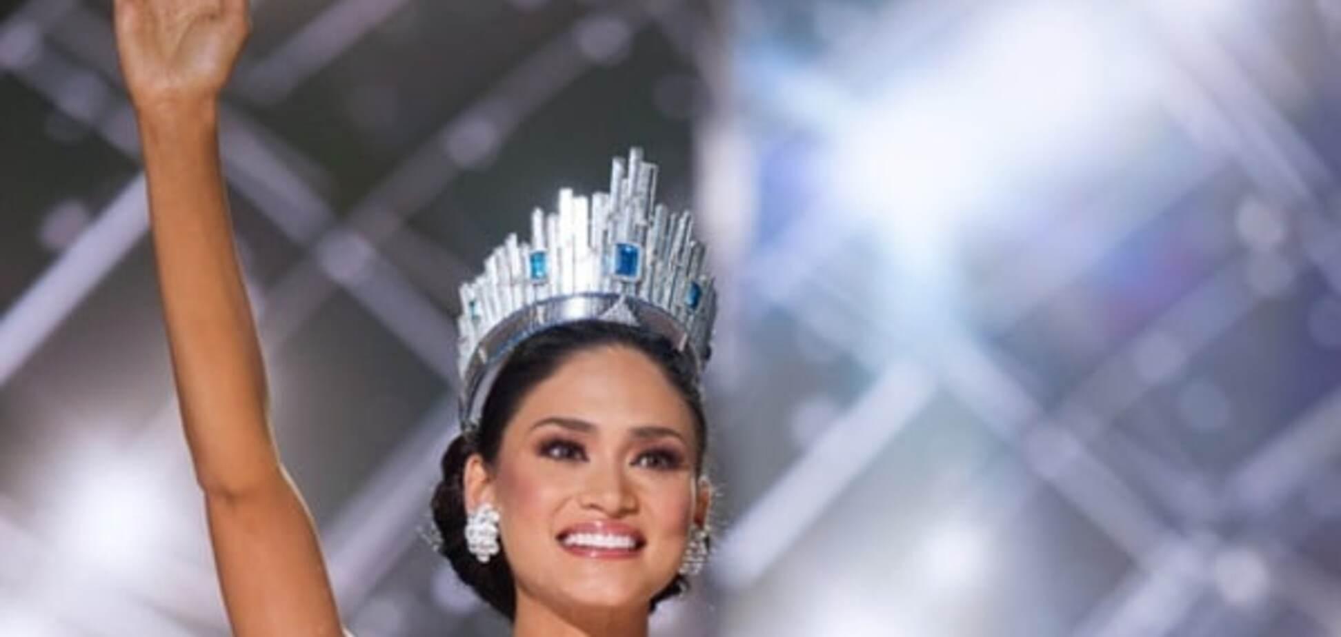 Корона 'Мисс Вселенная 2015' со скандалом досталась филиппинке
