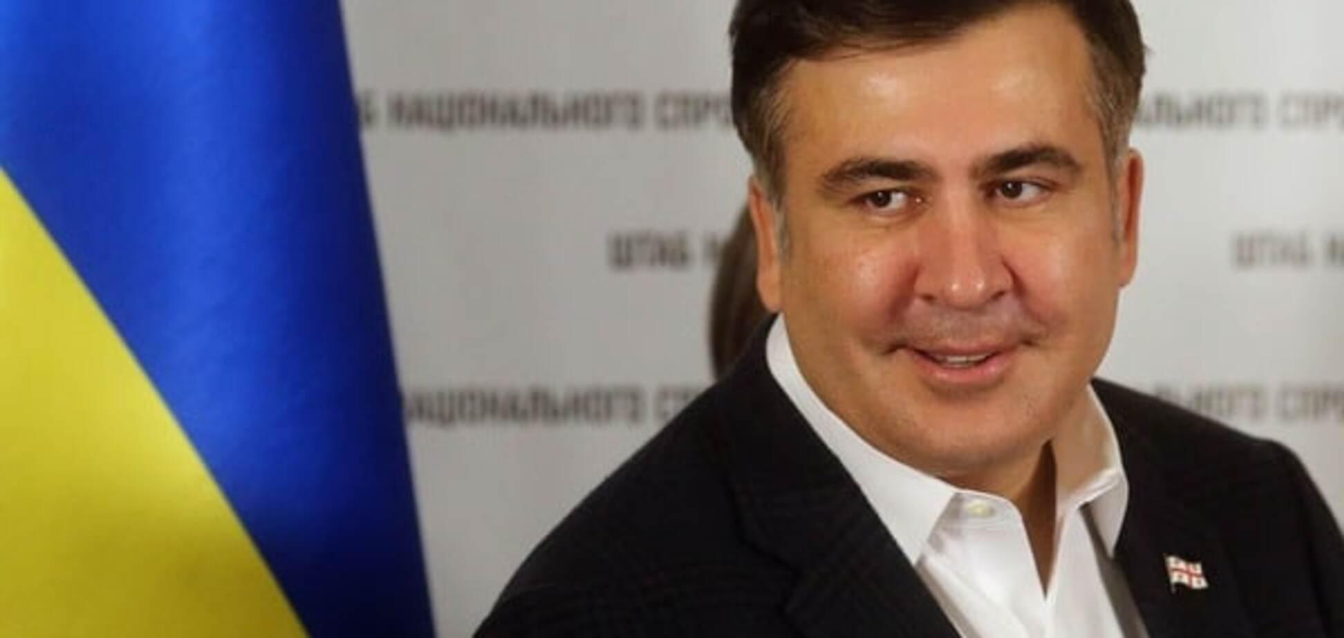 У Яценюка ответили Саакашвили: губернатор не должен заниматься обвинениями