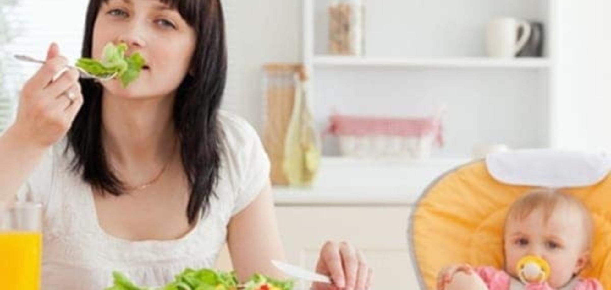 Пять рецептов праздничных блюд для кормящих мам
