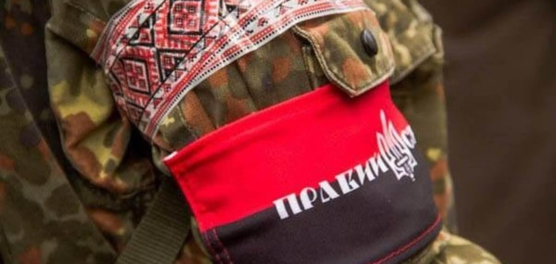 В России 18-летнему парню дали срок за симпатию к 'Правому сектору'