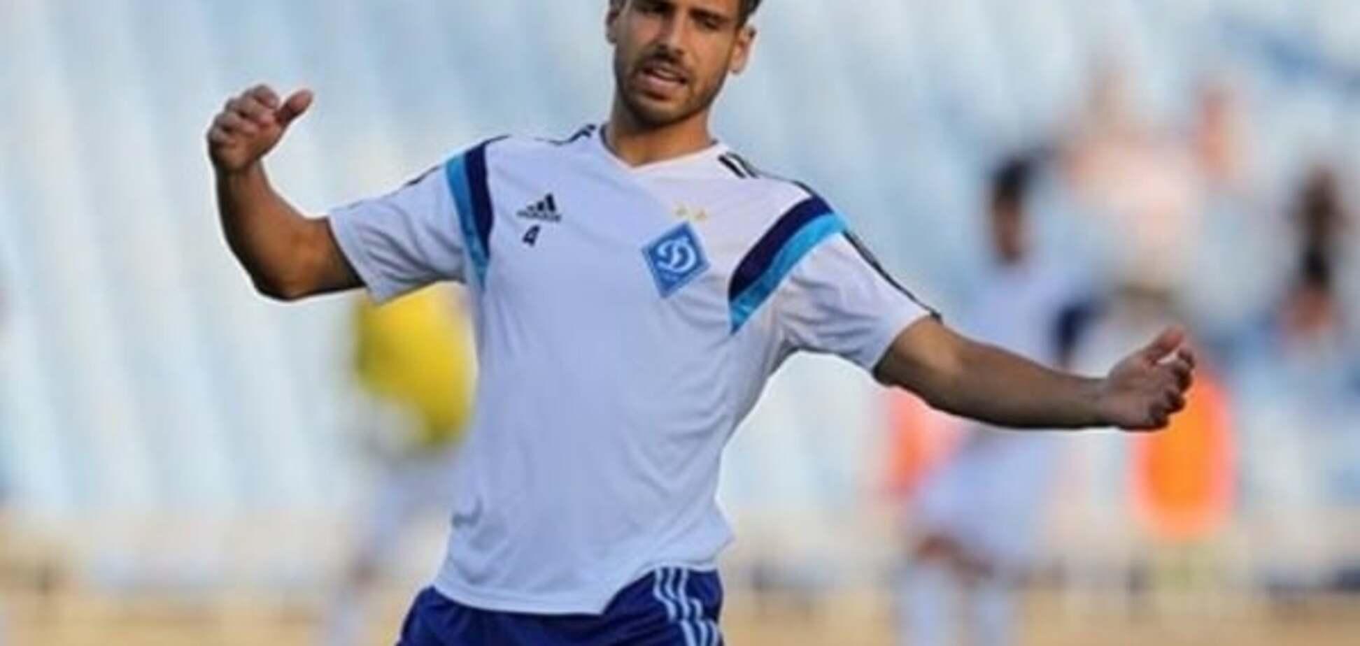 'Динамо' может продать полузащитника за 12 млн евро