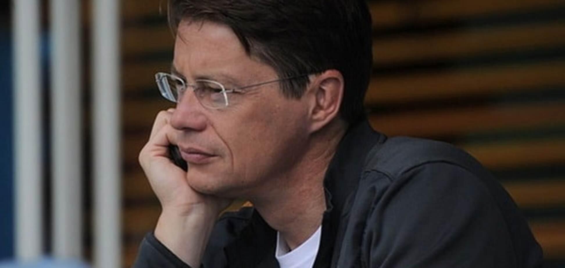 Директор 'Шахтера' неожиданно покинул клуб