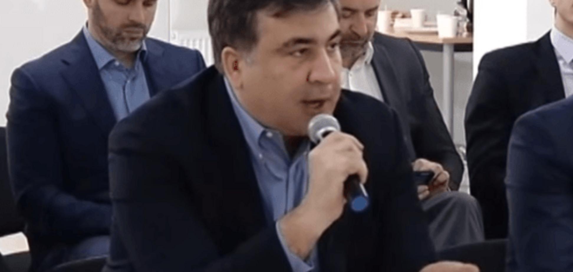 Шесть месяцев Саакашвили: СМИ показали роскошную жизнь губернатора