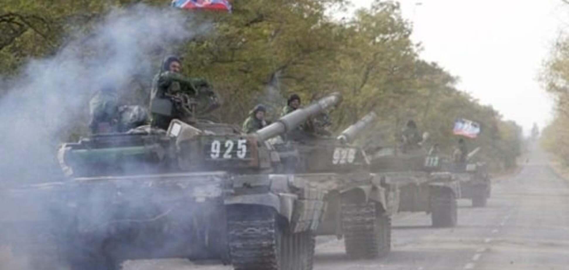 У Порошенко рассказали, для чего террористы захватили Коминтерново