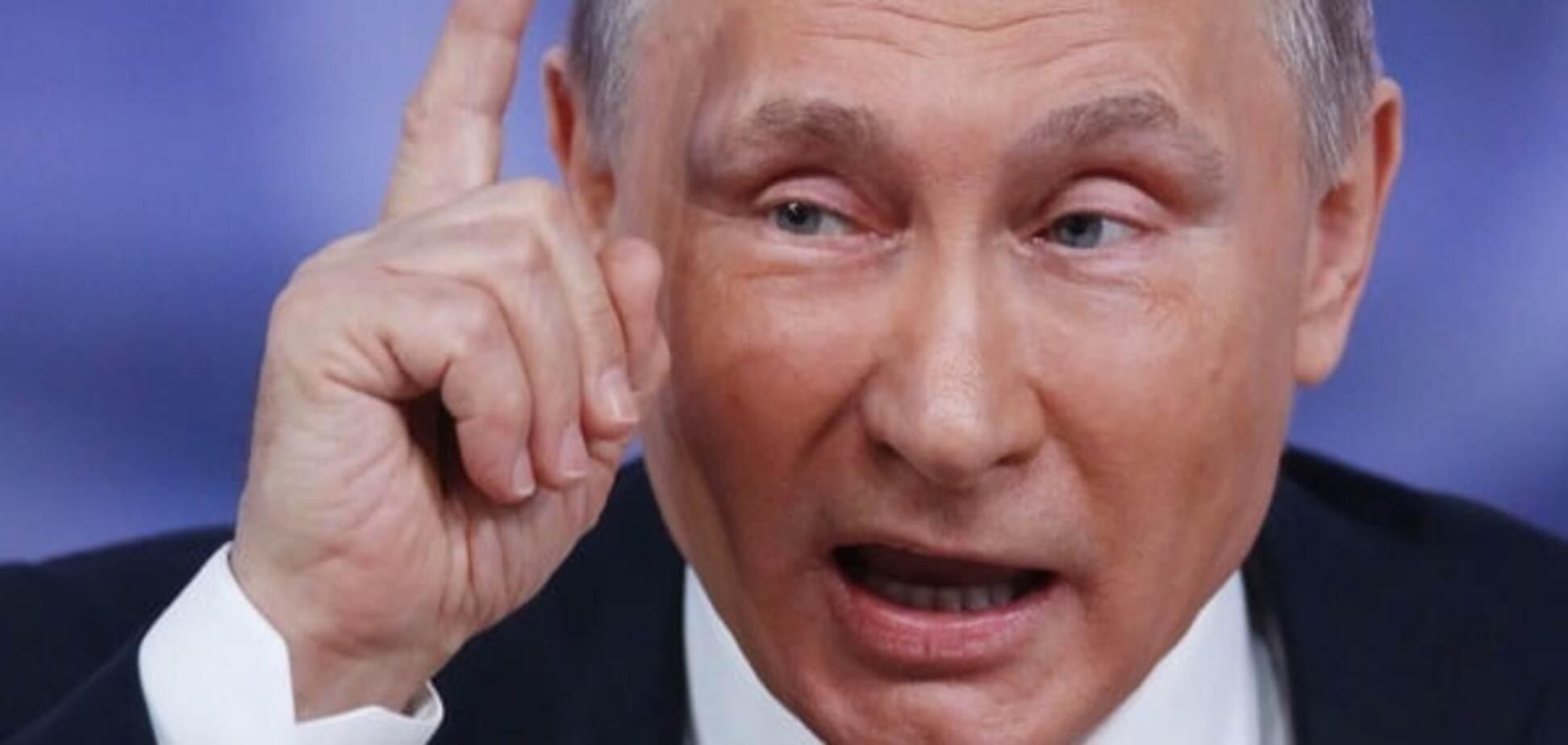 Лизати з підворіття: Путін розповів, звідки черпає свій словниковий запас