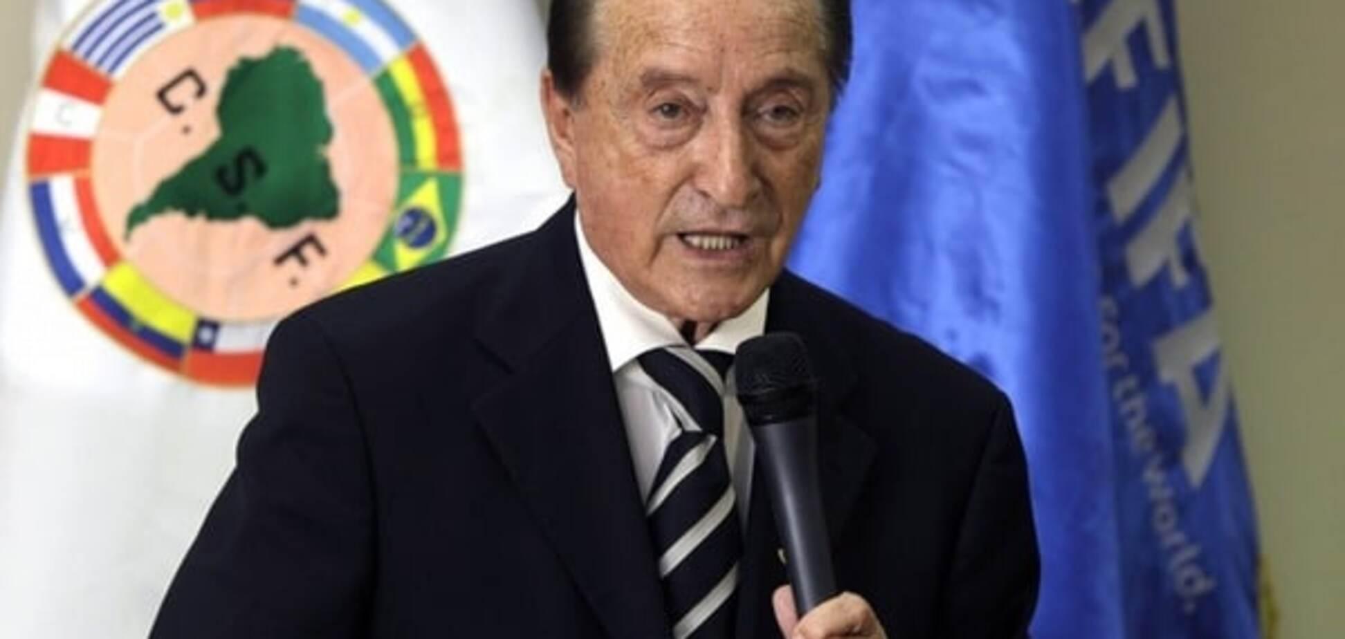 Вице-президенту ФИФА грозит 15 лет тюрьмы