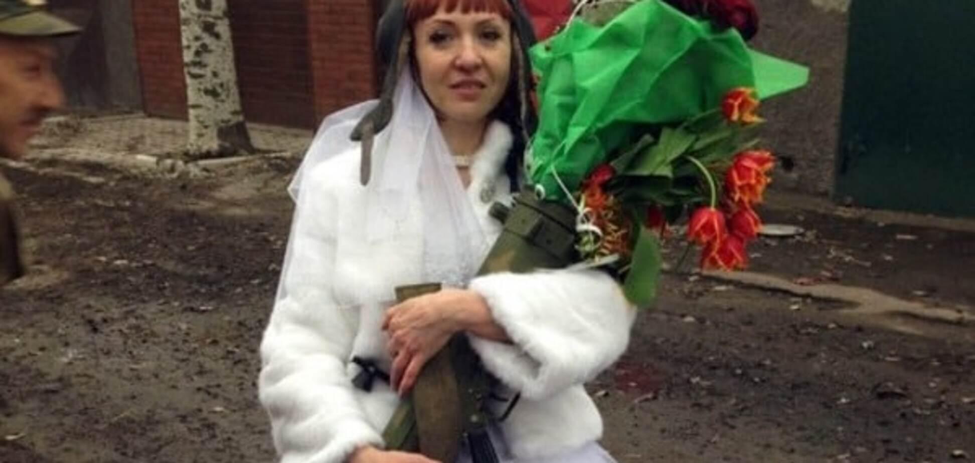 Брудне весілля: мережу 'порвало' фото нареченої терориста