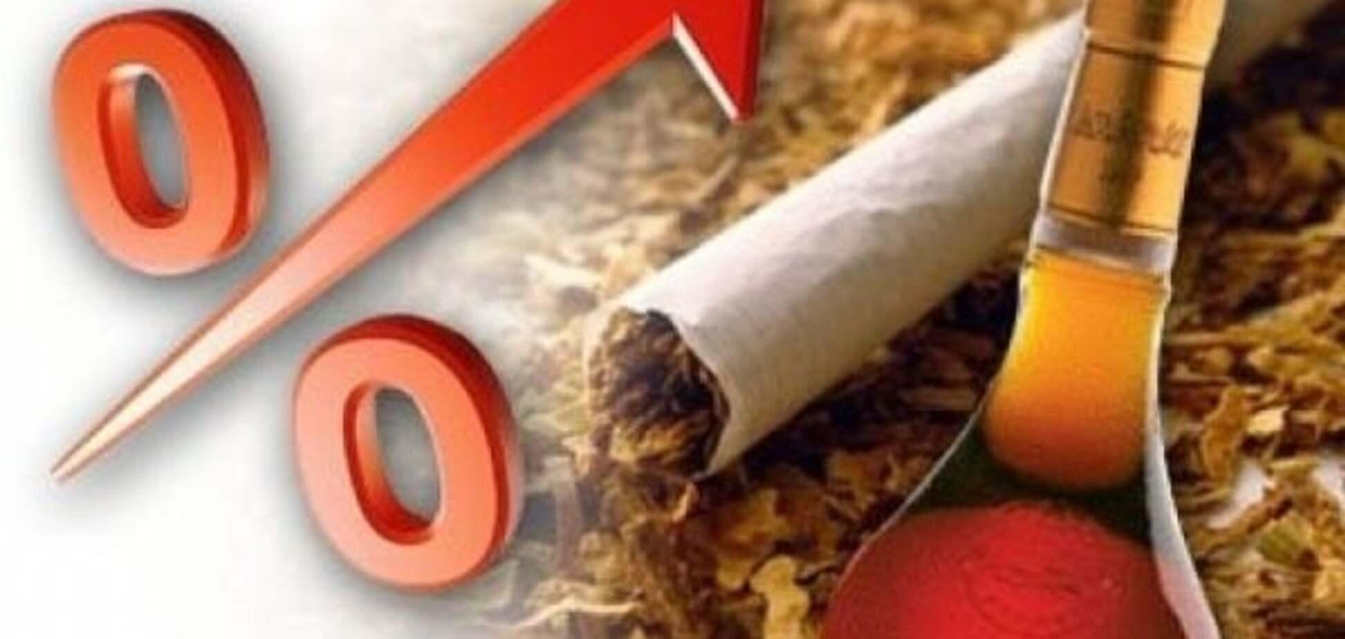 Налоговый кодекс хотят изменить под табачного монополиста 'Мегаполиса'