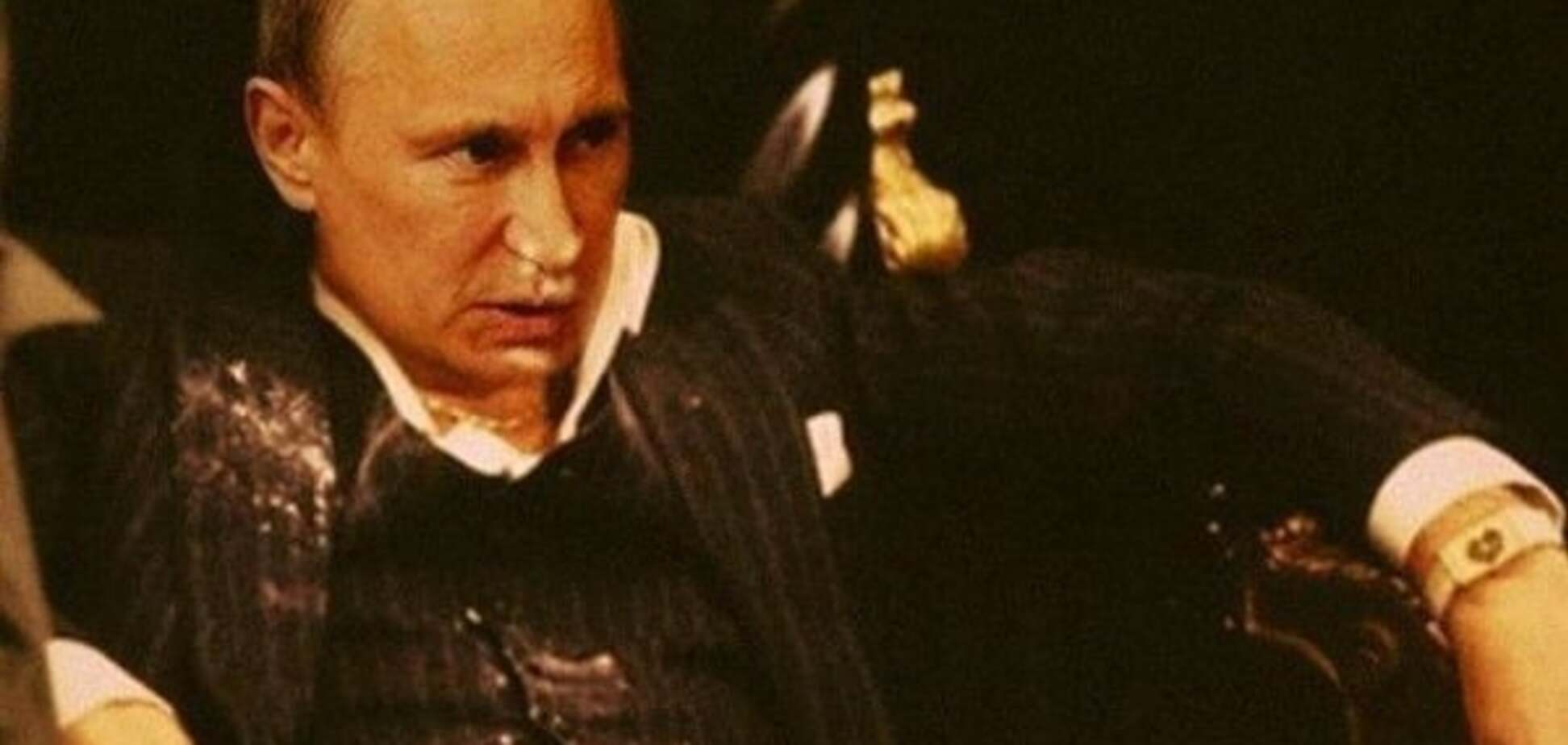Путин, Ротенберг, Тамбовская ОПГ