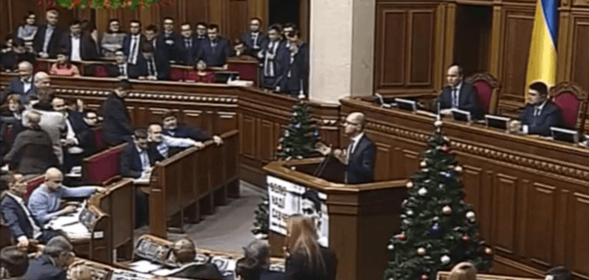 Просто пісня: як парламент і Кабмін лаялися в соцмережах через бюджет