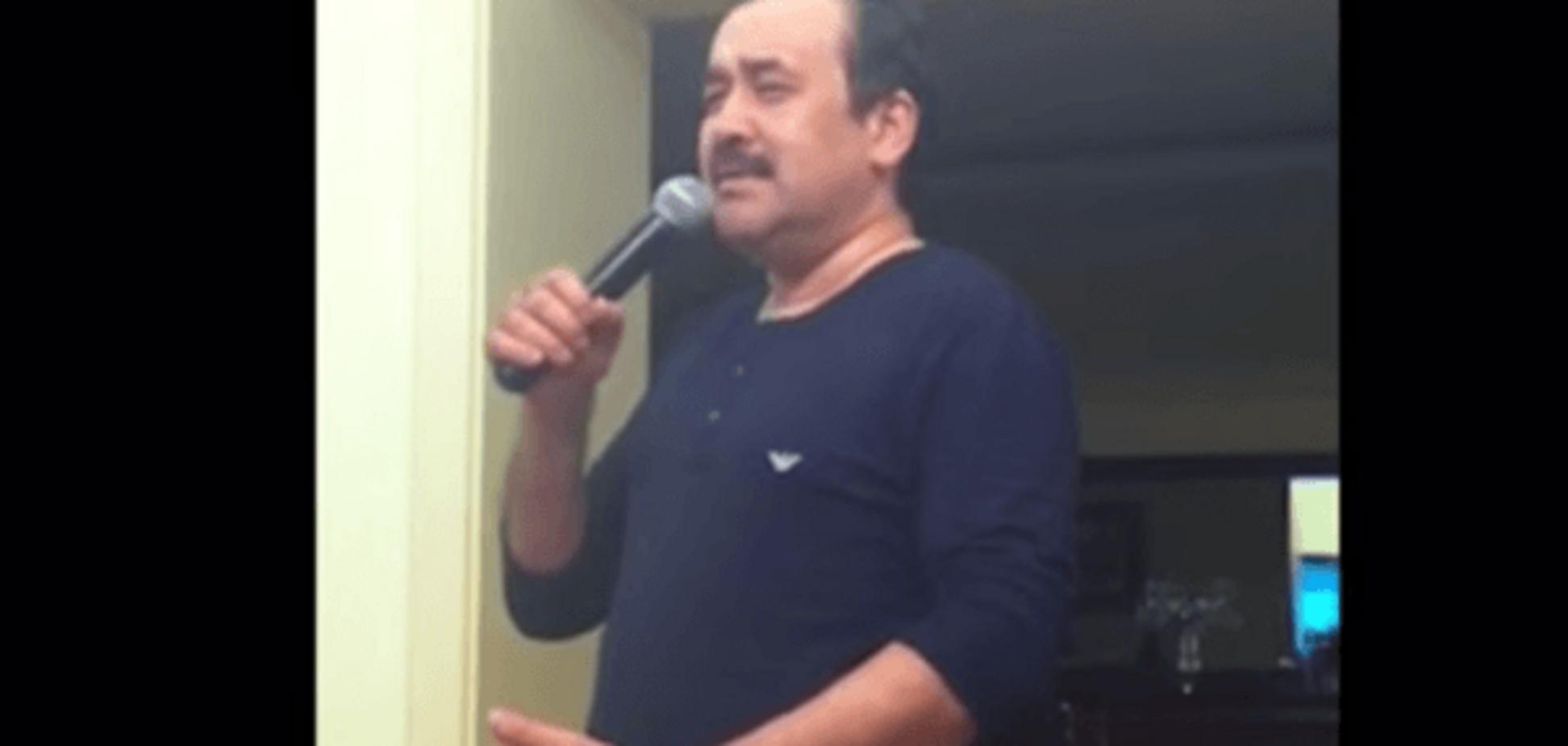 Таємне відео: прем'єр Казахстану заспівав англійською