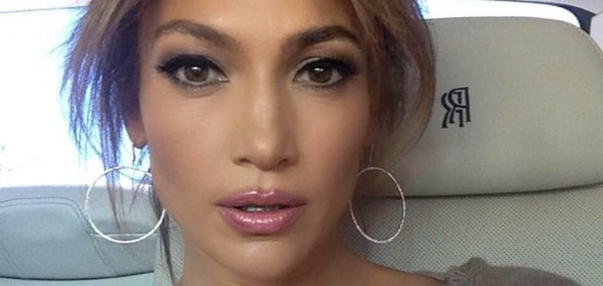 46-річна Дженніфер Лопес оголила сідниці для популярного глянцю