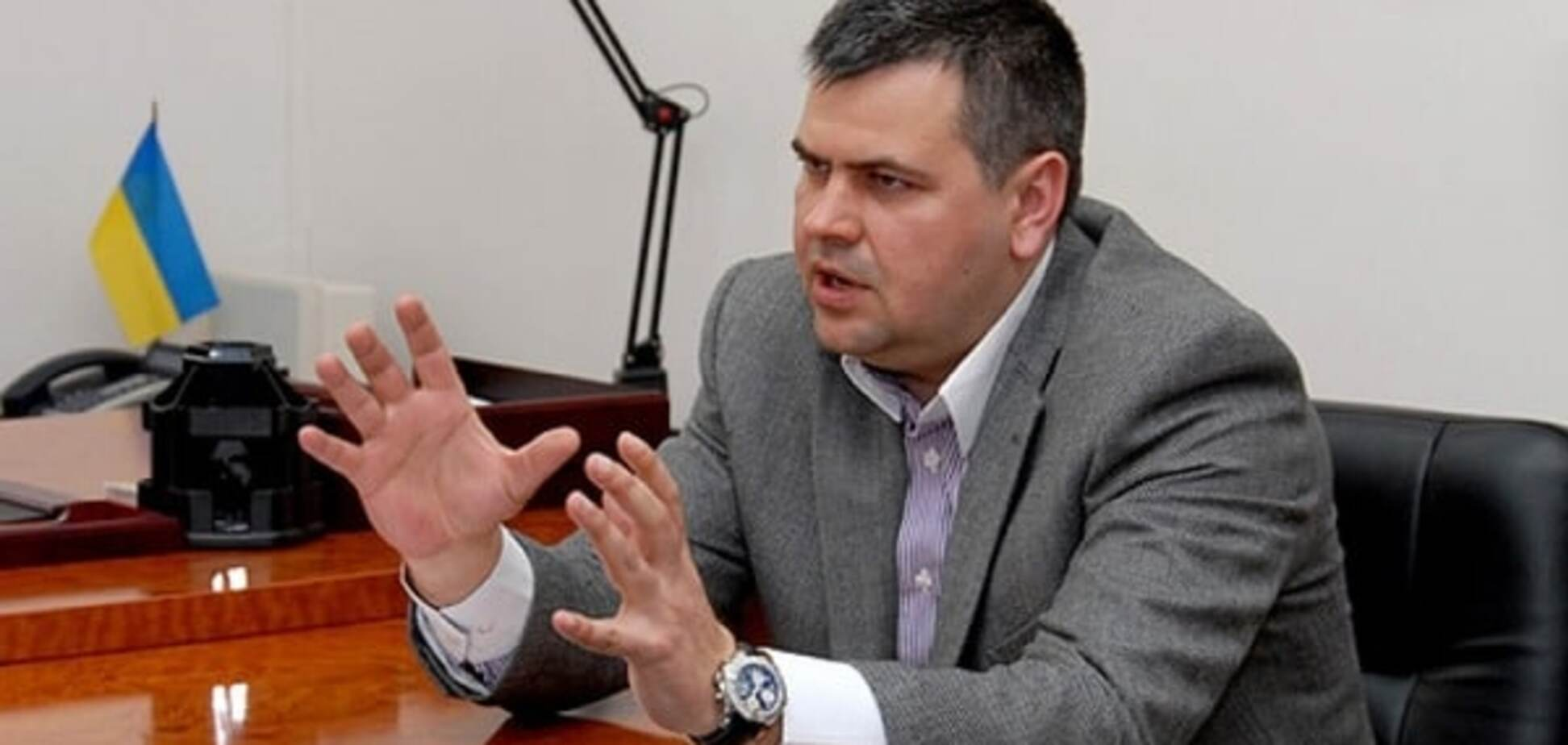 Деканоидзе уволила 'важняка' Авакова, крышевавшего коррупцию и рэкет - Саакашвили