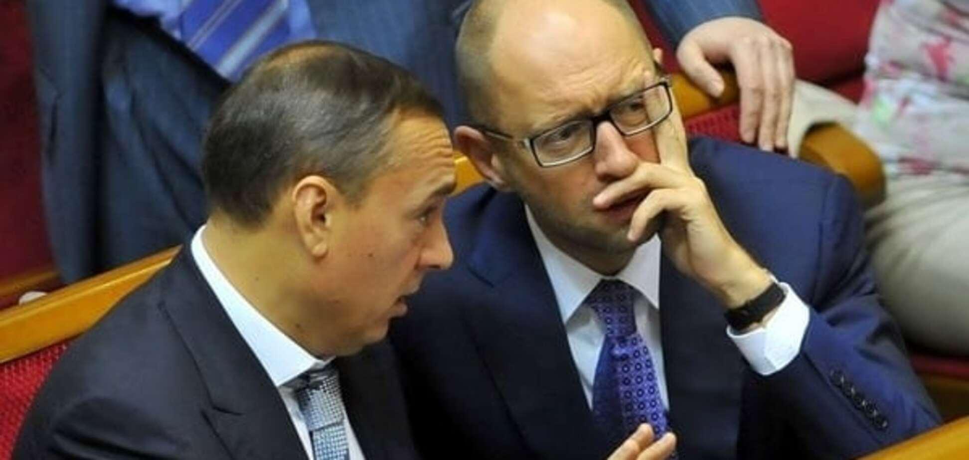 Експерт пояснив, хто заважає Яценюку боротися з корупцією