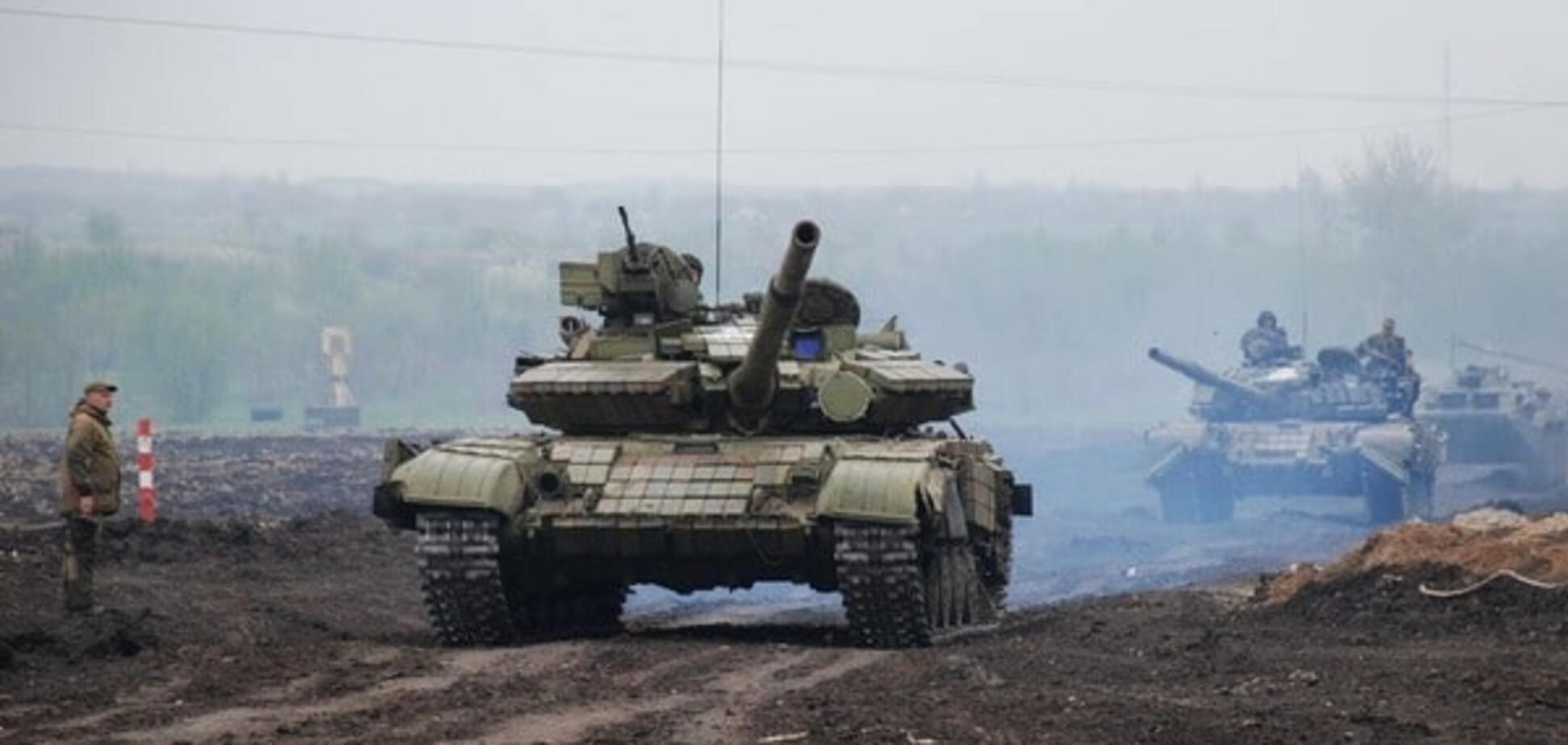 На Луганщині загострення: терористи змагаються за право зайняти місце вбитого Дрьомова