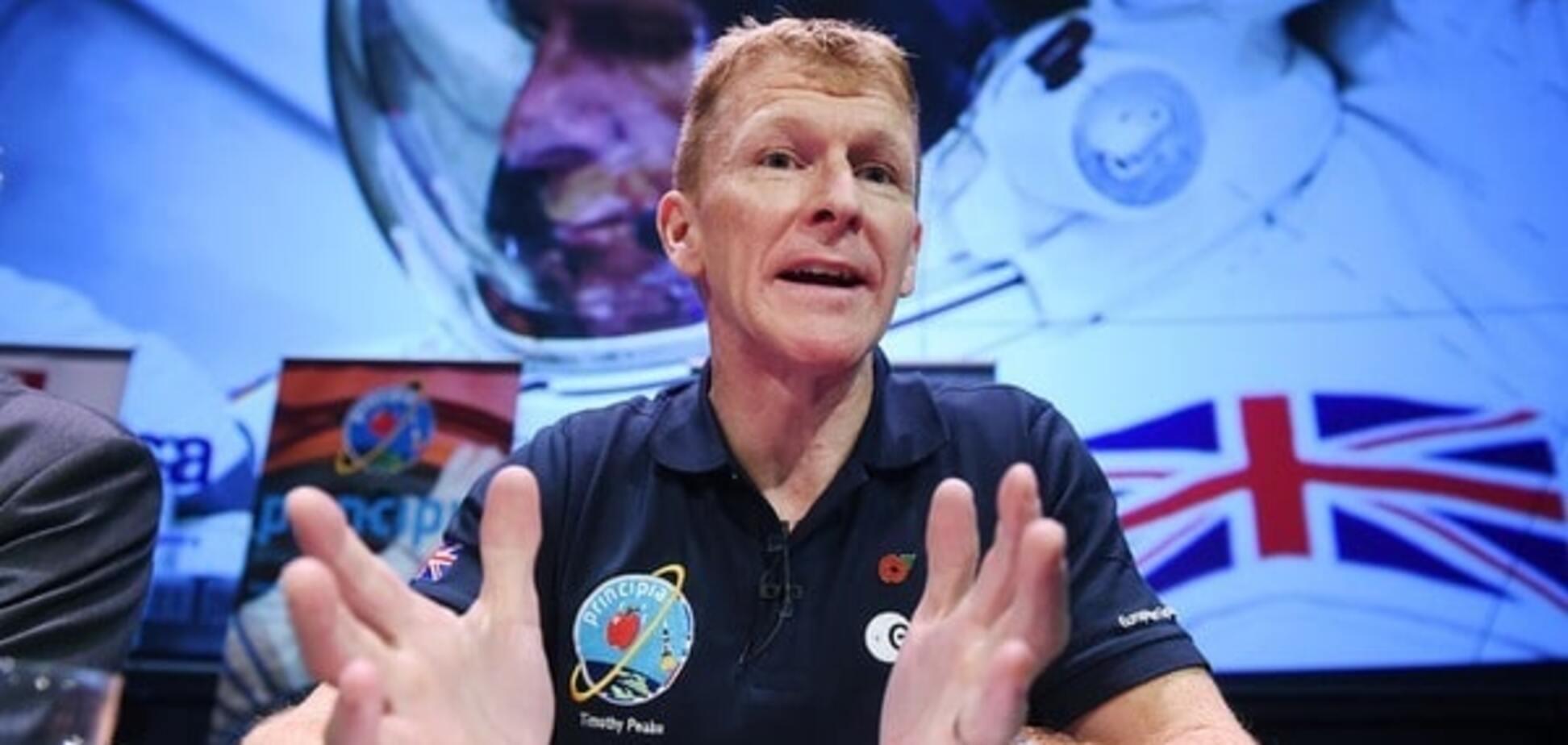 Привіт, Земля: астронавт помилився номером, зателефонувавши додому з МКС