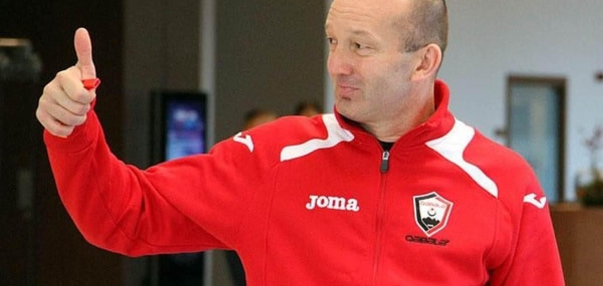 'Груз сброшен': украинский тренер оценил шансы сборной на Евро-2016