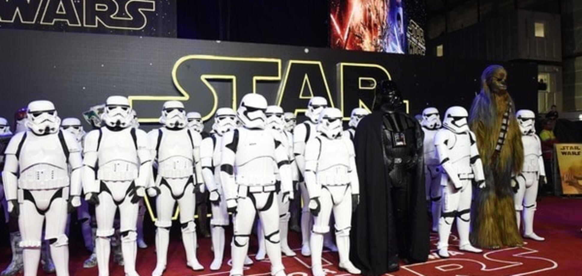 Рекорд: 'Зоряні війни' зібрали $1 млрд за дев'ять днів прокату