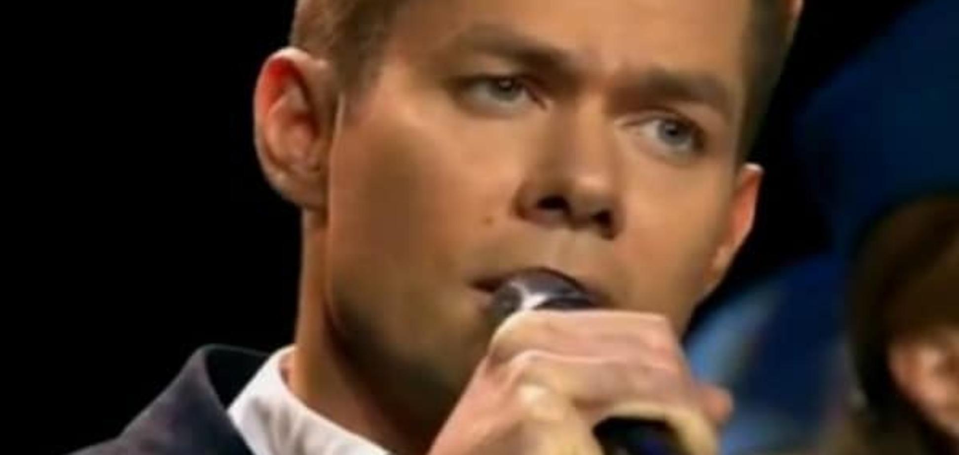 Известный российский певец посвятил песню 'путинским гумконвоям'