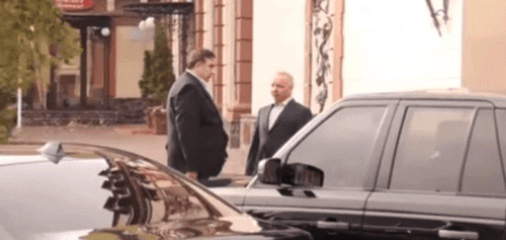 'Янукович з головою Саакашвілі': ЗМІ проаналізували відеокомпромат на губернатора