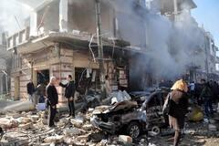 Серия терактов в Сирии: более 30 погибших