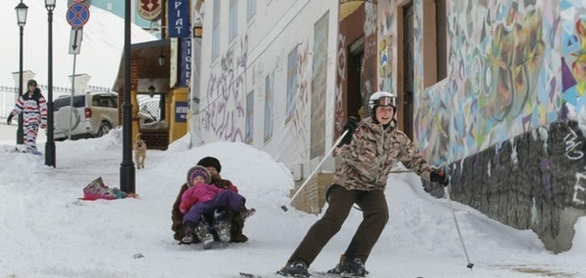 Погода на Новий рік: в Україну йдуть тріскучі морози