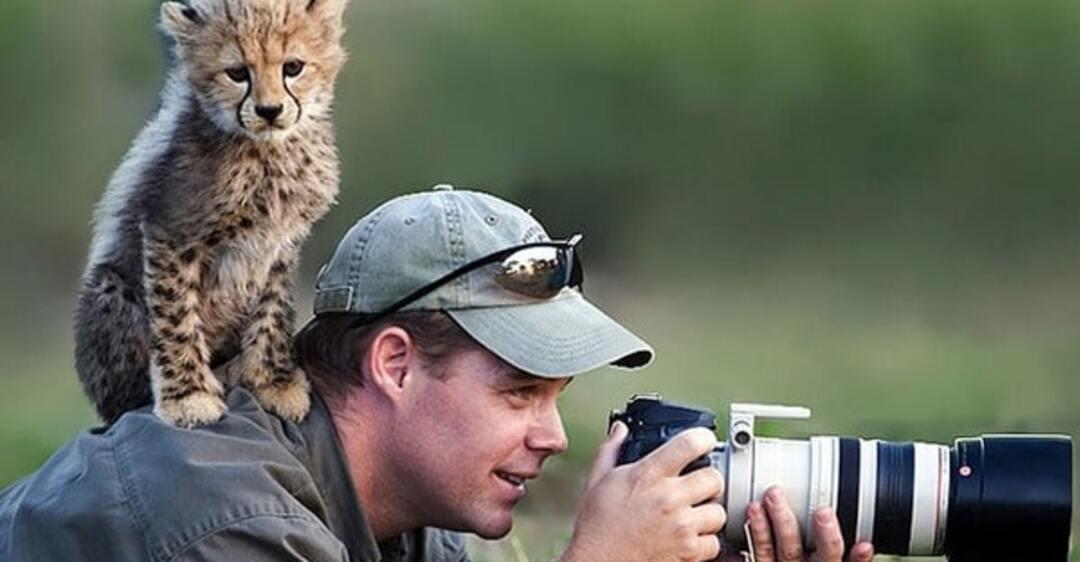 интересное в мире людей и животных фото позволяет
