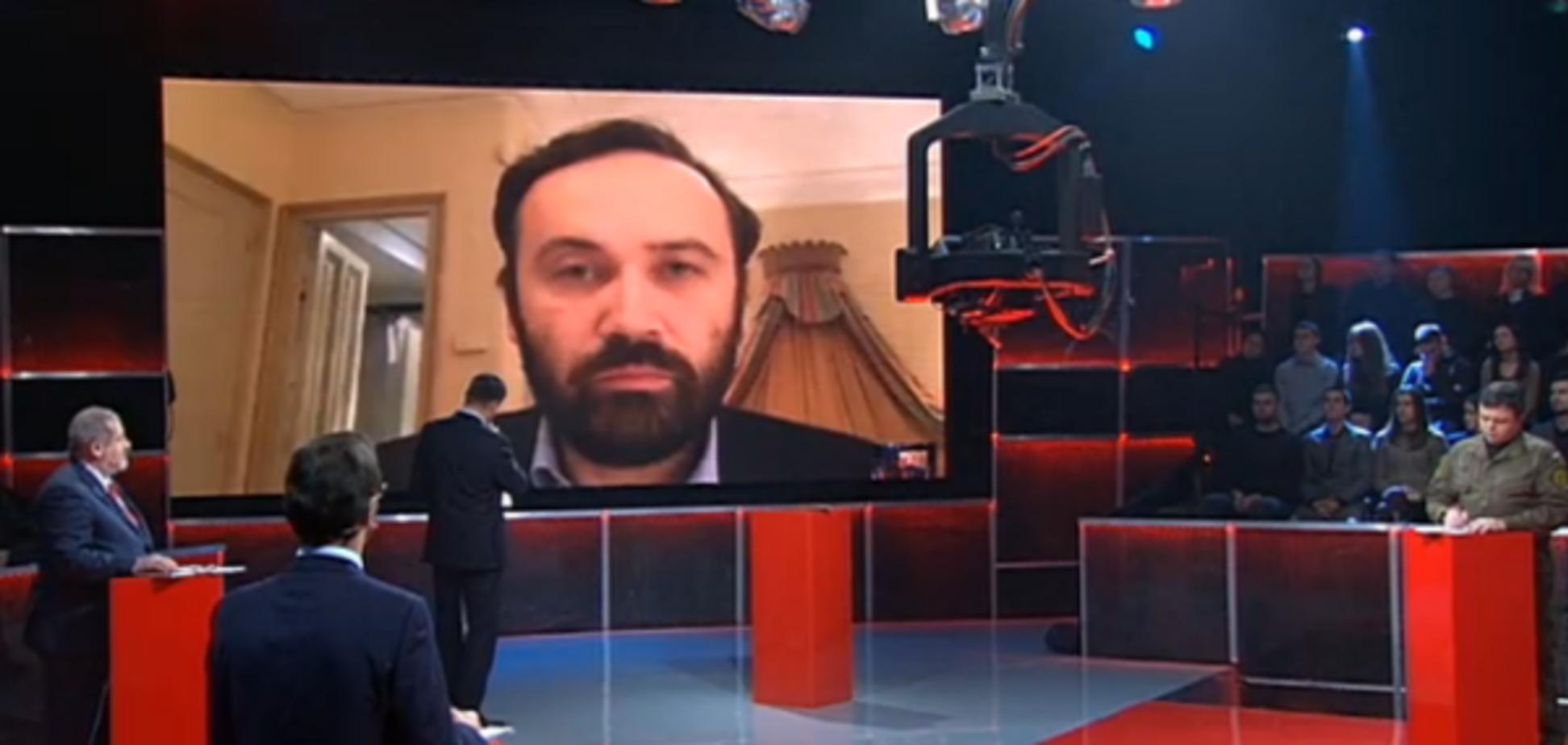 Пономарьов: падіння путінського режиму буде кривавим