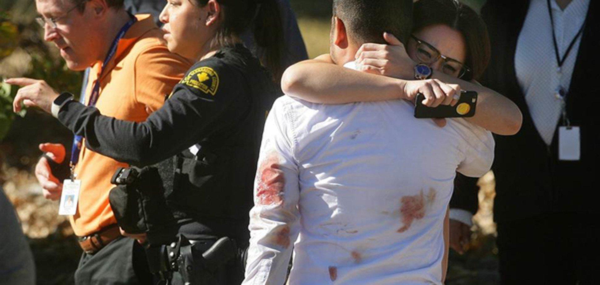 Стрільба в Каліфорнії: розповідь тих, кому пощастило вижити