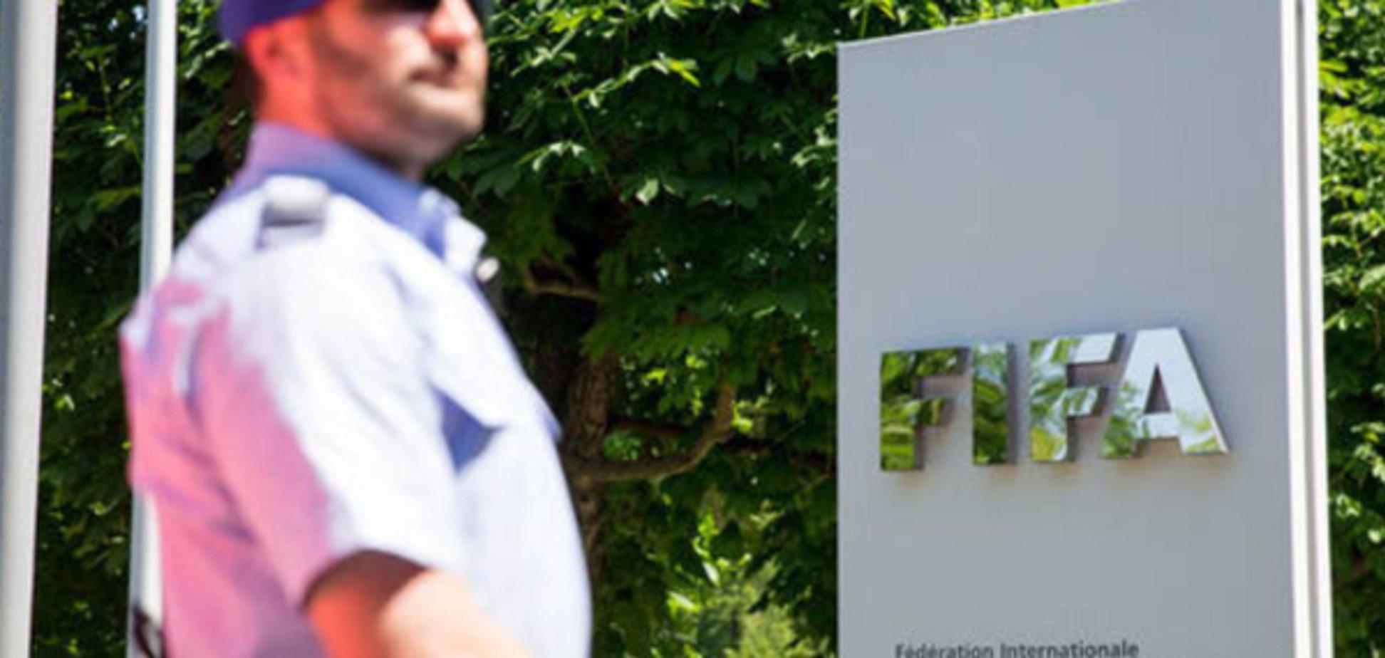 У Швейцарії арештовані десять урядовців ФІФА
