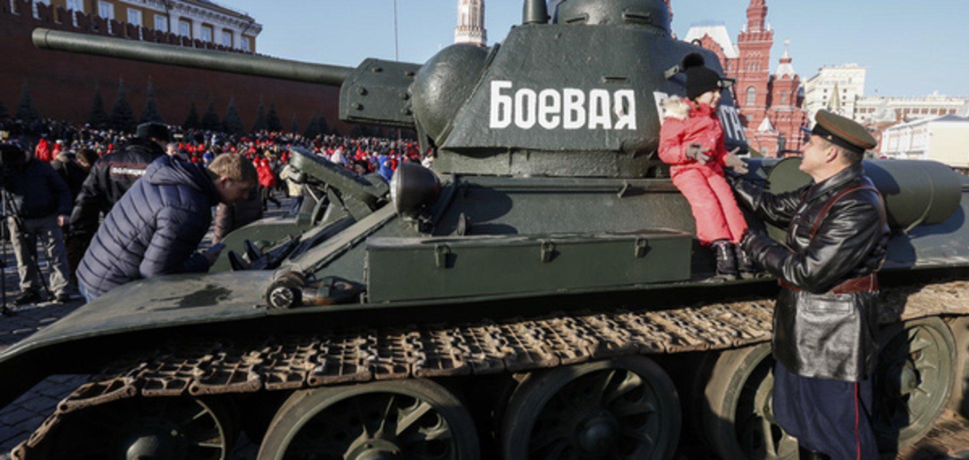 Кисельов: доля Росії вирішена, як, втім, і Туреччини