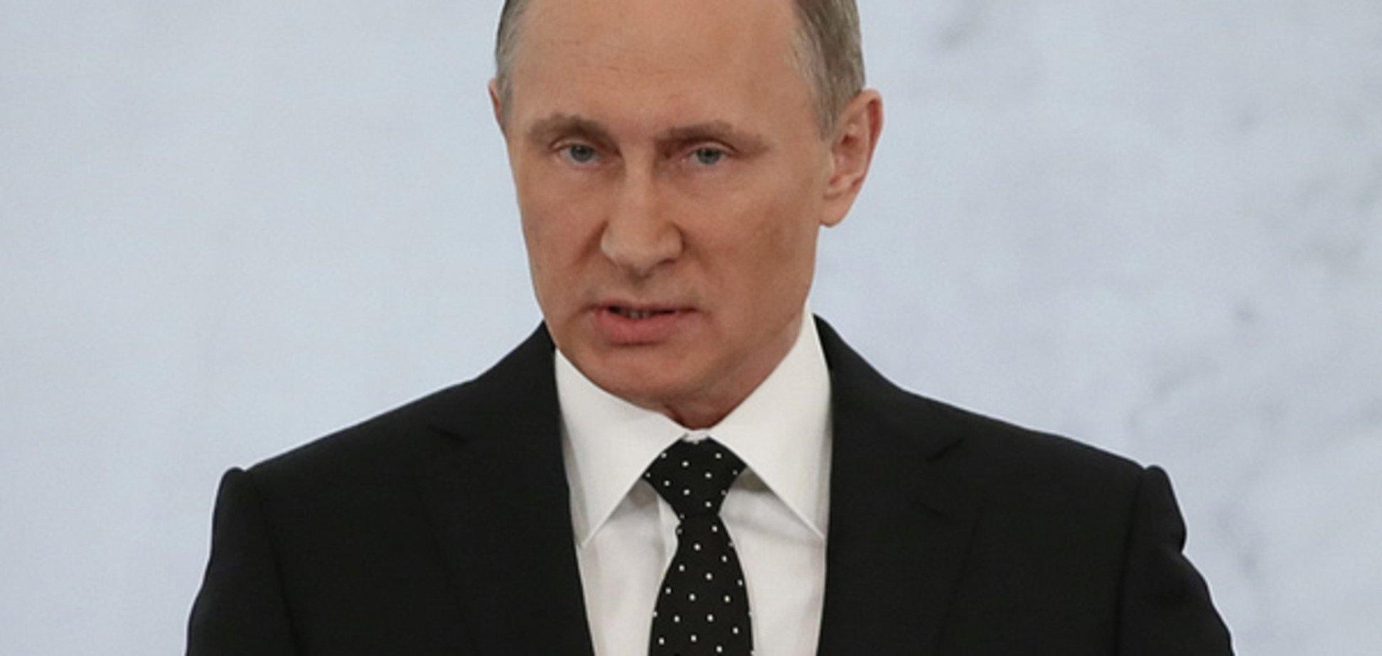 Путін розповів про 'бандитські рожі' з Росії до Сирії