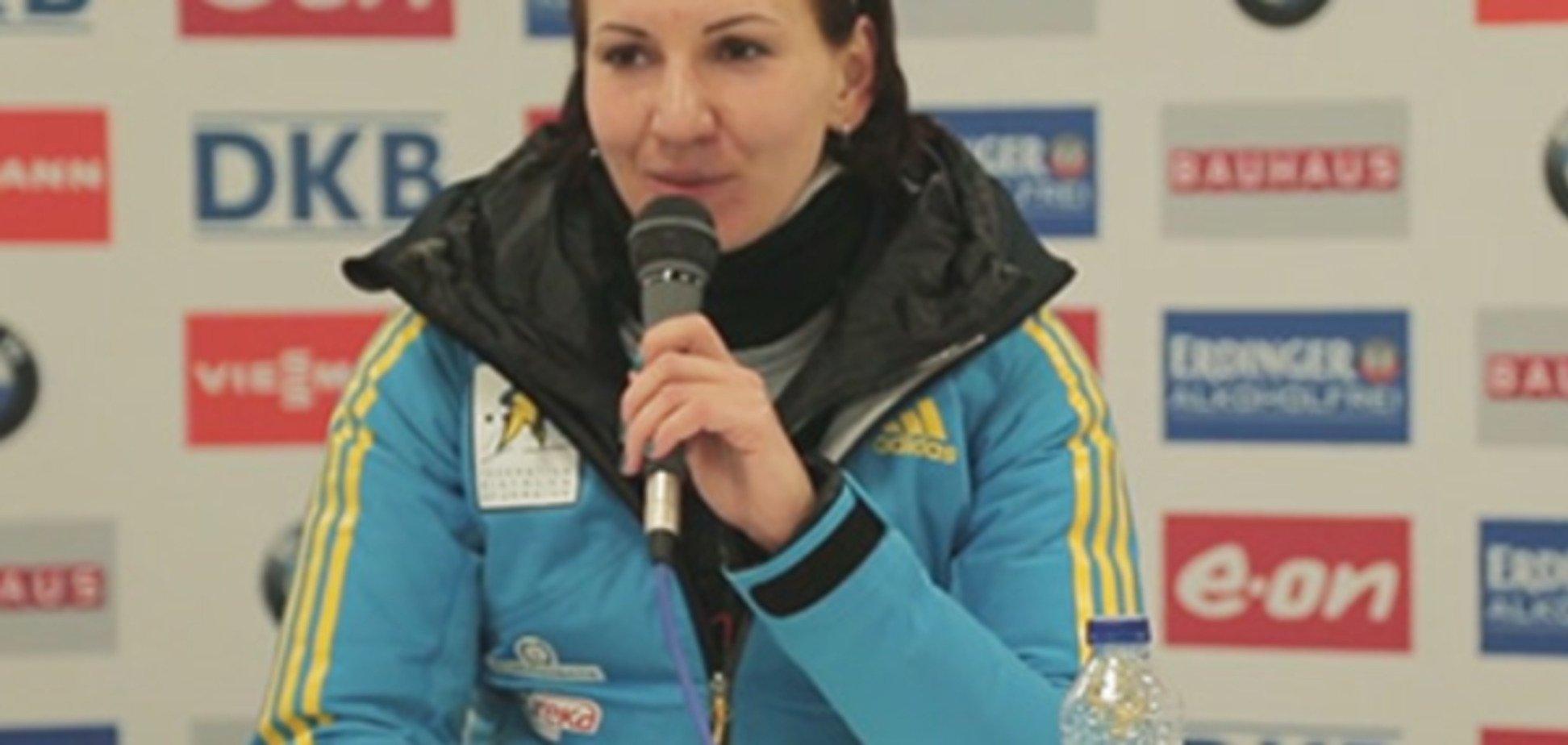 'Підходила зі страхом': Підгрушна здивована своєю медаллю на Кубку світу з біатлону