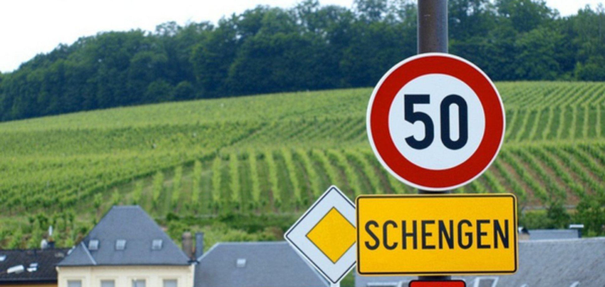 У Раді Євросоюзу обговорять дворічну заморозку Шенгенської угоди