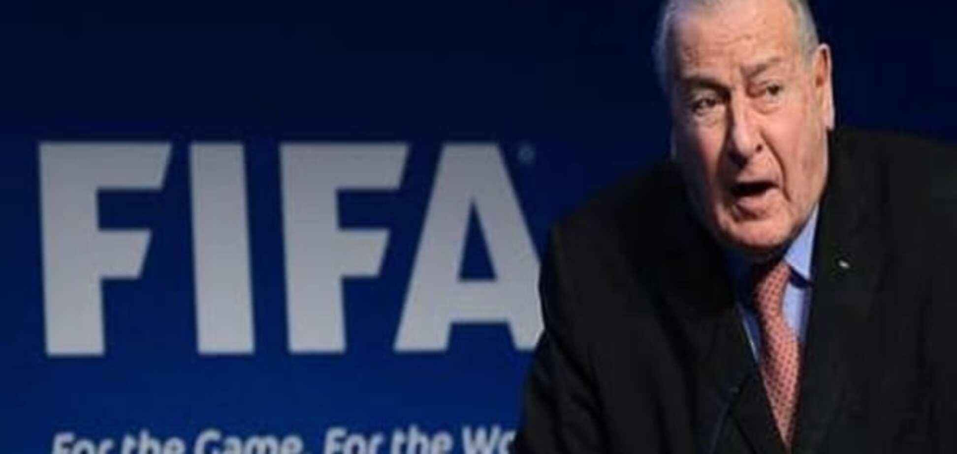 Реформа керівництва ФІФА: 36 членів, 6 жінок, 12 років