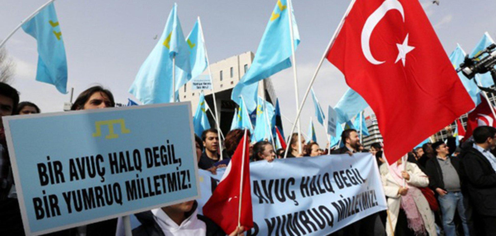 Окупанти звинуватили кримських татар у шпигунстві на користь Туреччини