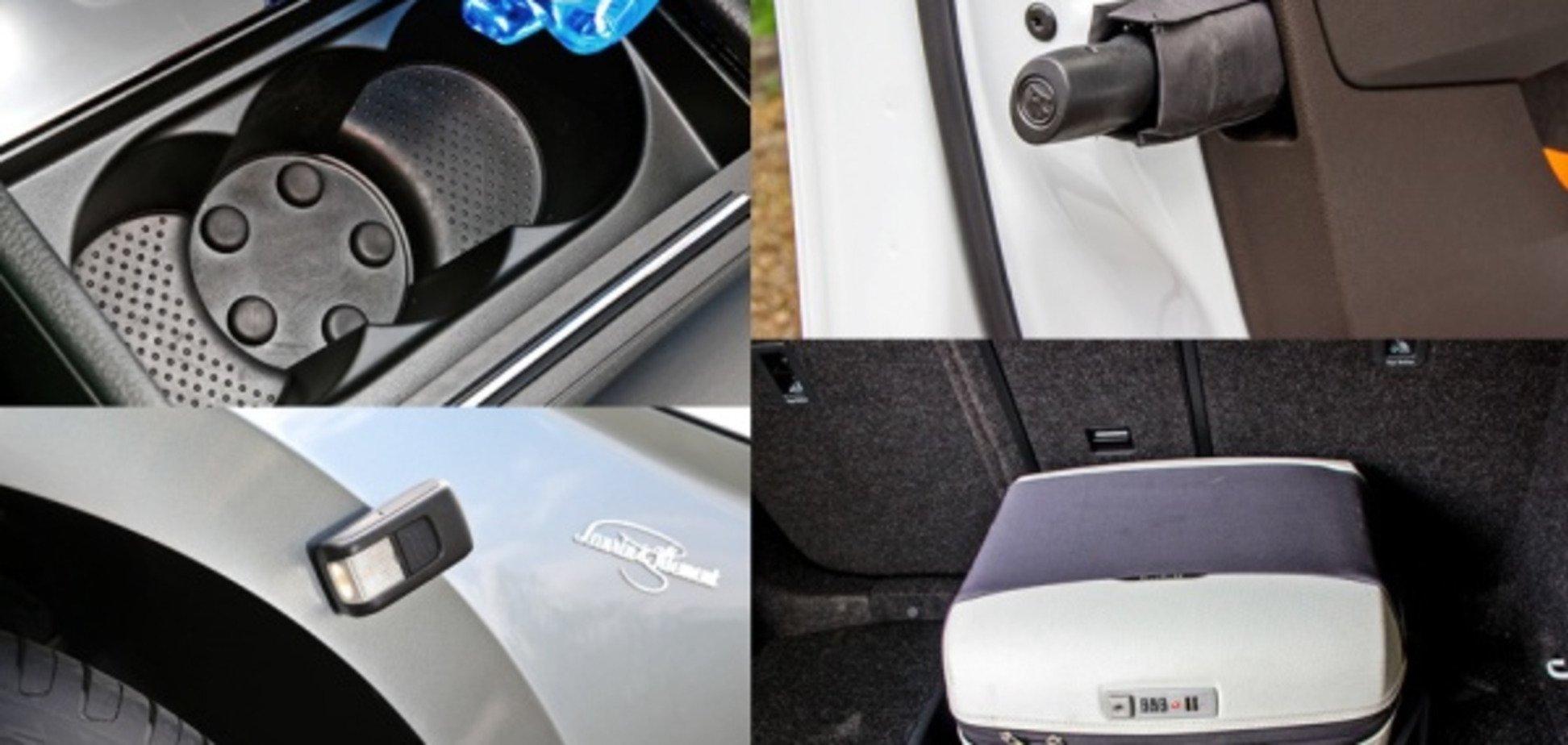 Корисне з приємним: дрібниці комплектації авто, що полегшують життя водієві