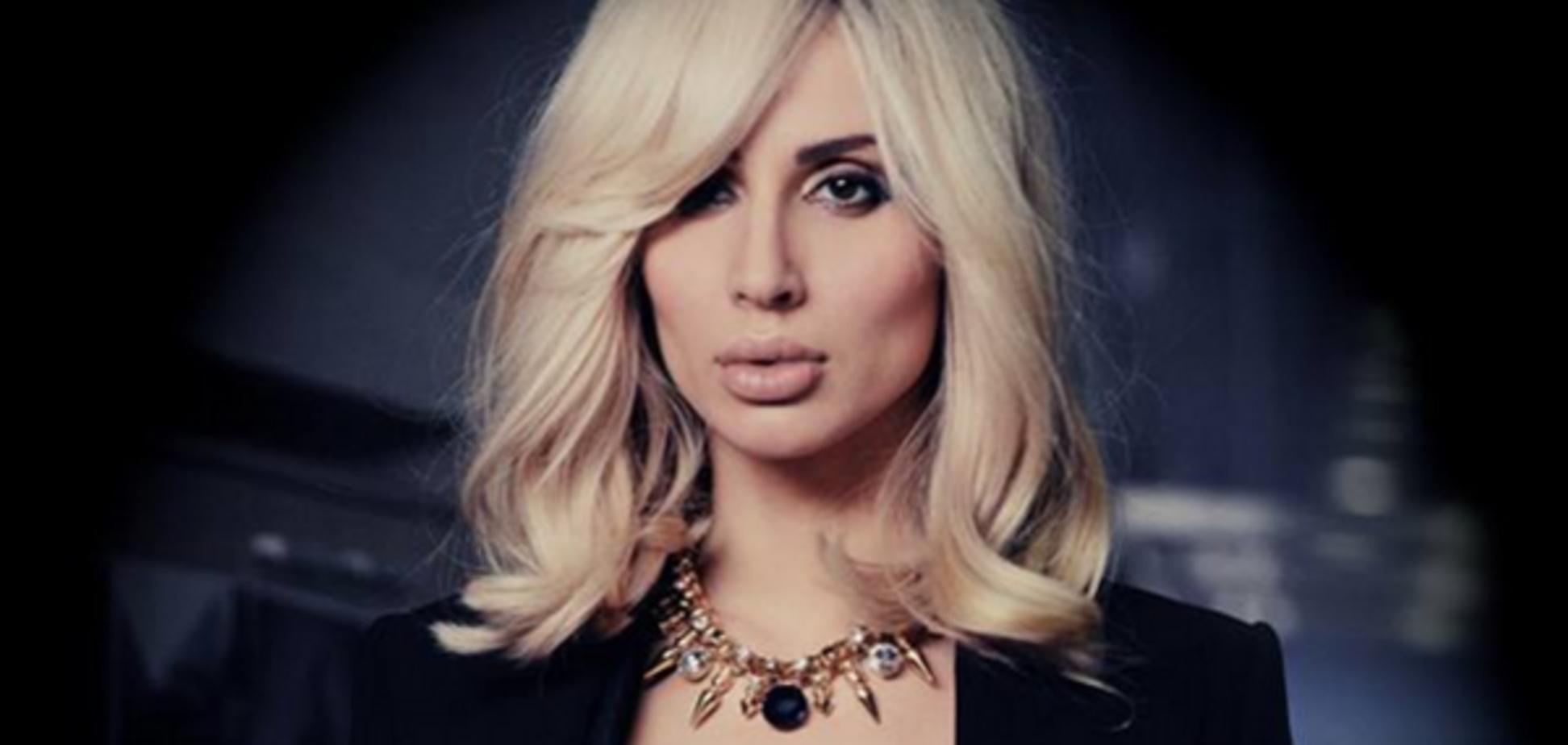 Киевская полиция наказала Лободу: певицу лишили водительских прав