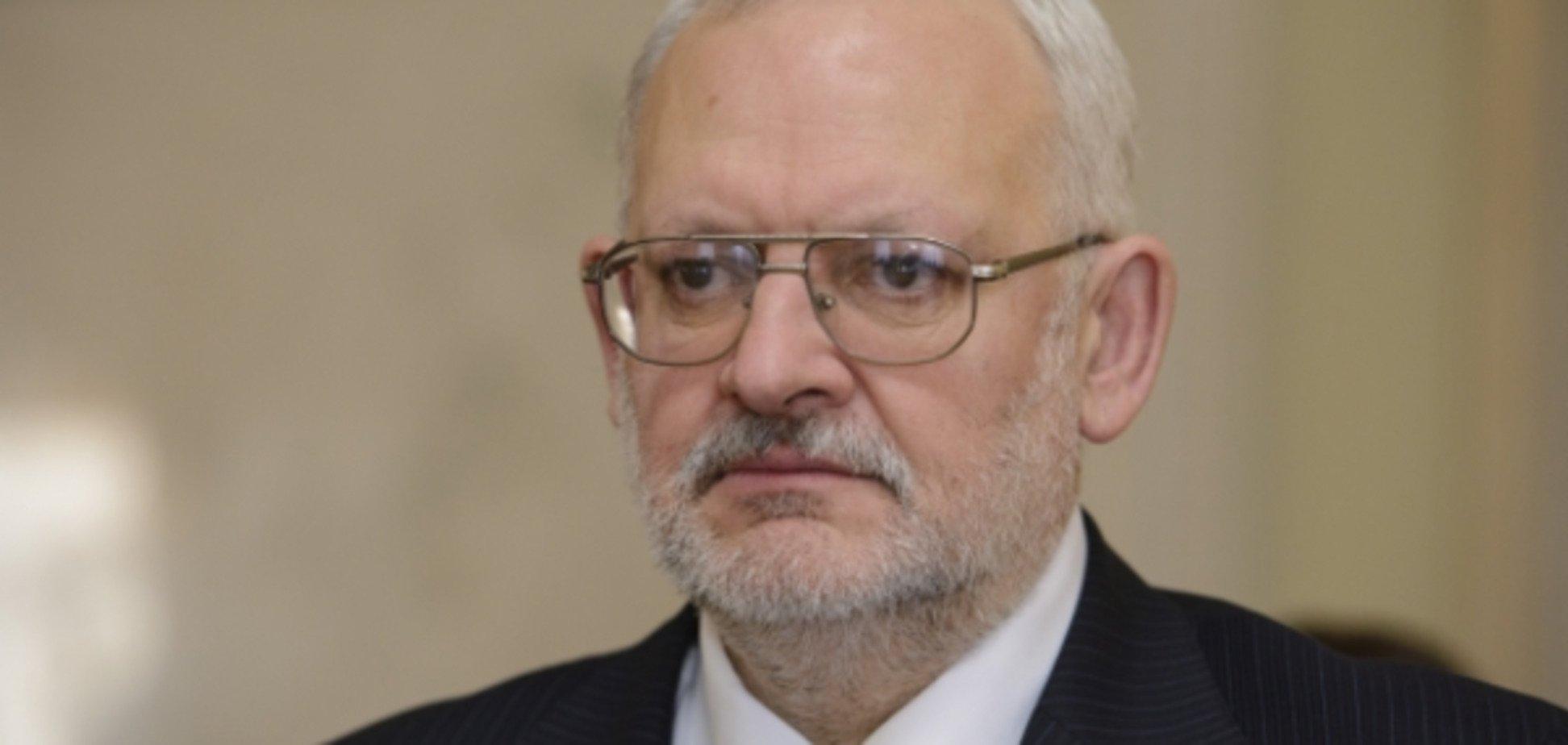 Нардеп Шурма відповів на звинувачення в неповазі до жертв Голодомору