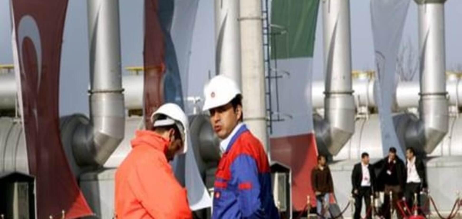 Росія заявила про призупинення переговорів щодо 'Турецького потоку'