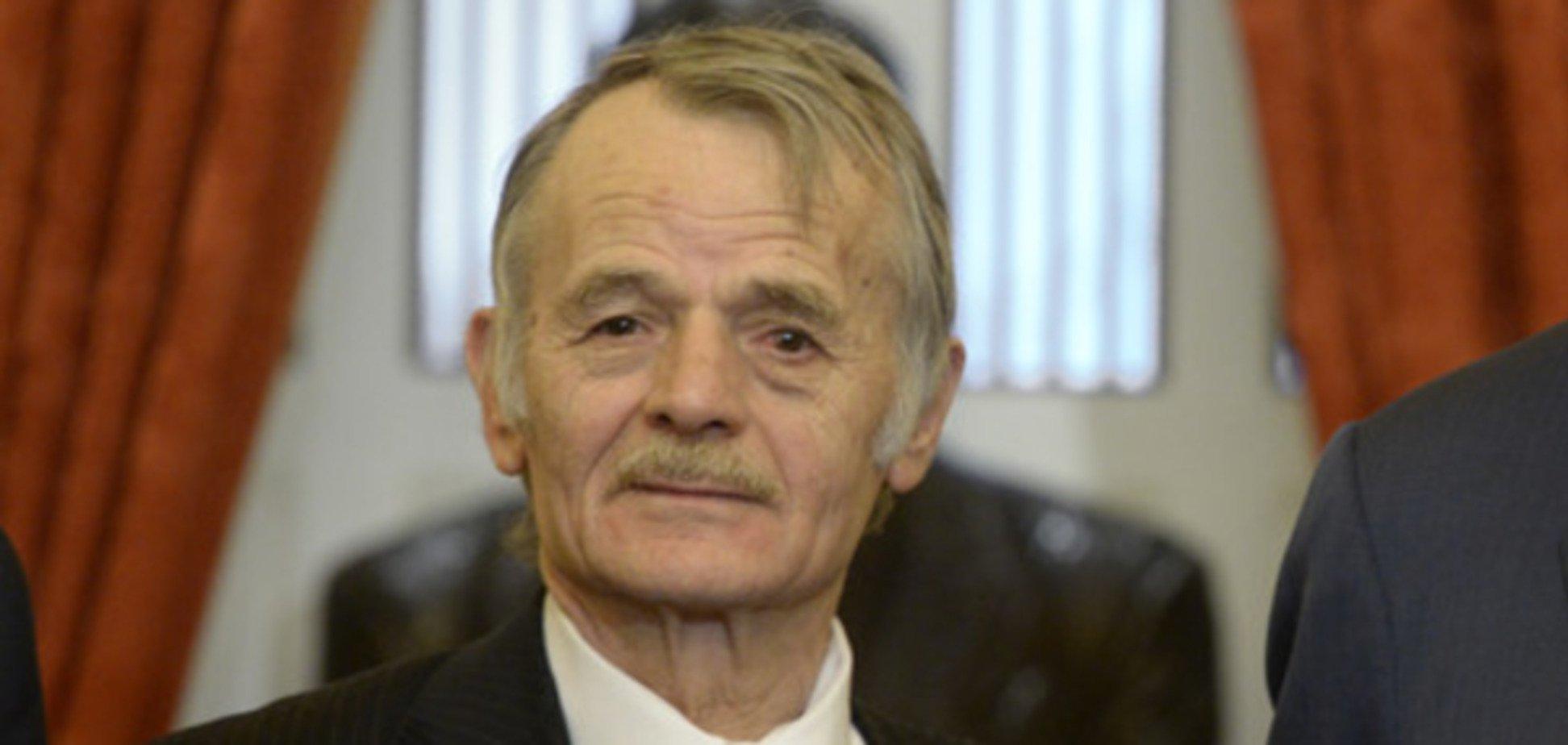 Джемілєв повідав, що повинна зробити Європа для окупованого Криму