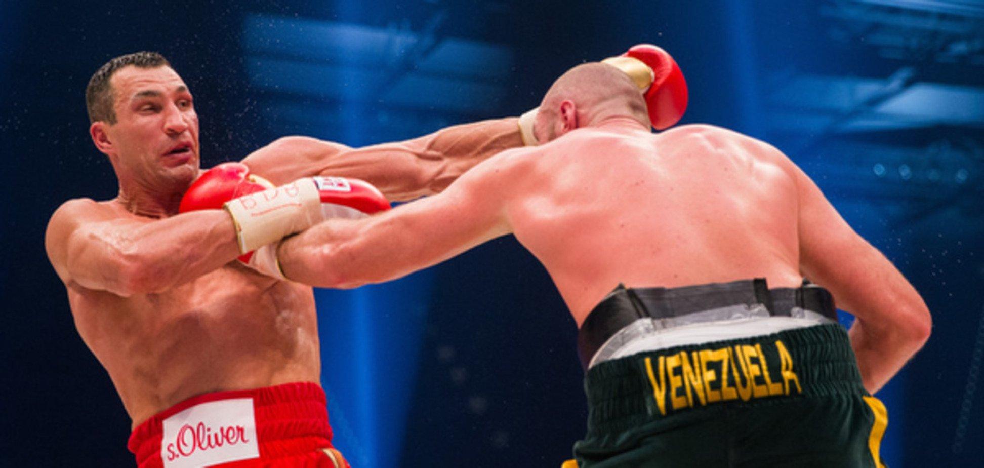 Названы баснословные суммы гонораров на реванш Кличко – Фьюри