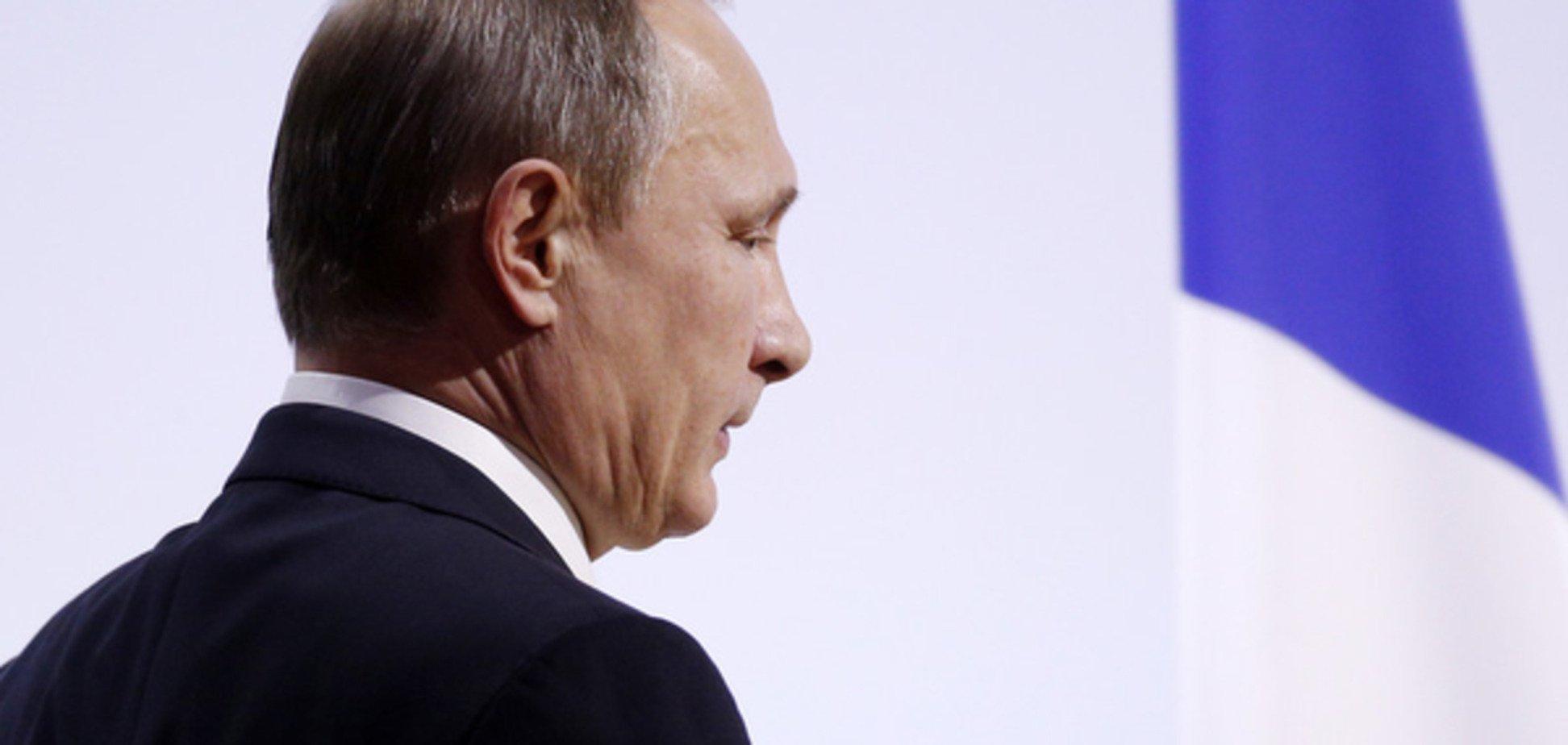 Київ направив Москві ноту протесту через візит Путіна до Криму